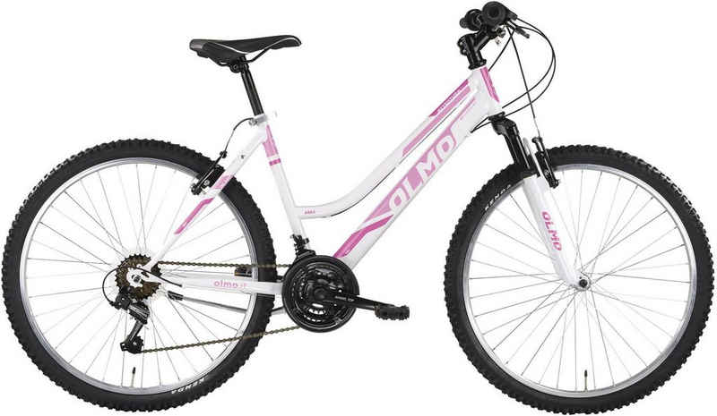 OLMO Mountainbike, 21 Gang Shimano TY-21 Schaltwerk, Kettenschaltung, (1-tlg)