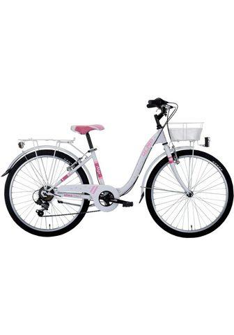 OLMO Jaunimo dviratis 6 Gang Shimano TY-21 ...