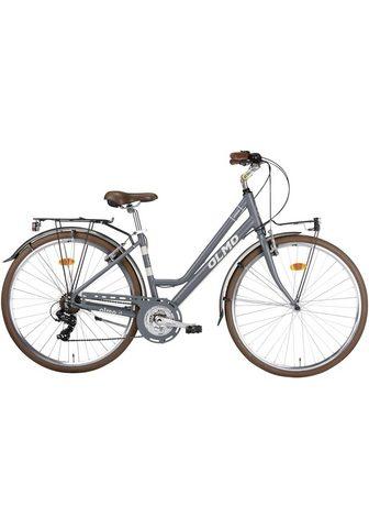 OLMO Велосипед туристический 21 Gang Shiman...