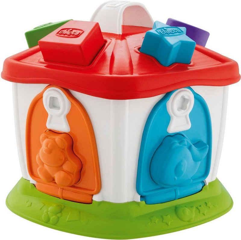 Chicco Steckspielzeug »2-in-1 Tierchen Zirkus«