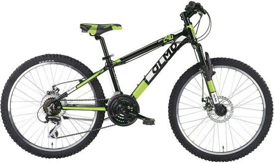 OLMO Mountainbike, 21 Gang Shimano Acera Schaltwerk, Kettenschaltung, (1-tlg)