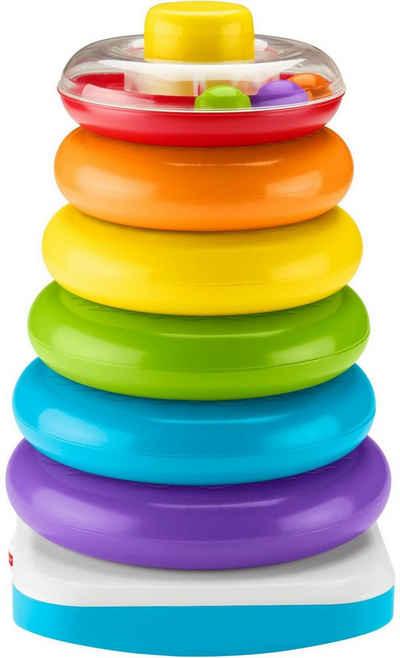 Fisher-Price® Stapelspielzeug »Gigantische Farbring Pyramide«