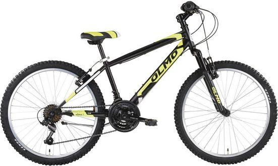 OLMO Mountainbike, Shimano TY-21 Schaltwerk, Kettenschaltung, (1-tlg)
