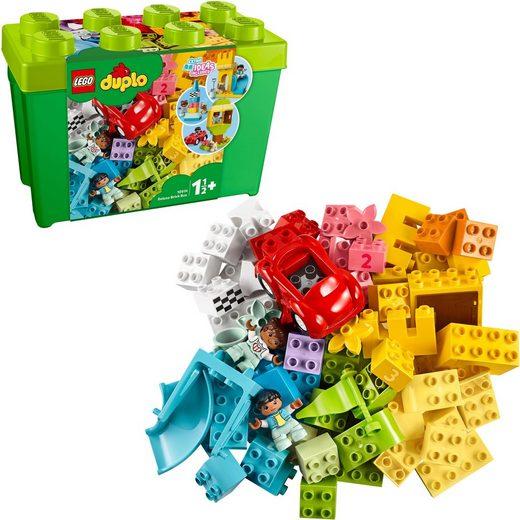 LEGO® Konstruktionsspielsteine »Deluxe Steinebox (10914), LEGO® DUPLO® Classic«, (85 St)