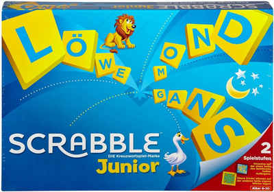 Mattel games Spiel, »Scrabble Junior«