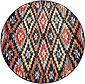 Teppich »Artigo 405«, Paco Home, rund, Höhe 11 mm, In- und Outdoor geeignet, Bild 1