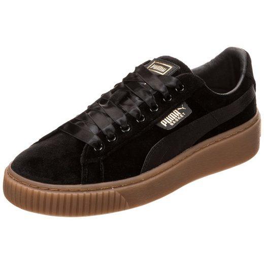 PUMA »Basket Platform Vs« Sneaker