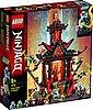 LEGO® Konstruktionsspielsteine »Tempel des Unsinns (71712), LEGO® NINJAGO®«, (810 St), Bild 2