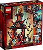 LEGO® Konstruktionsspielsteine »Tempel des Unsinns (71712), LEGO® NINJAGO®«, (810 St), Bild 3