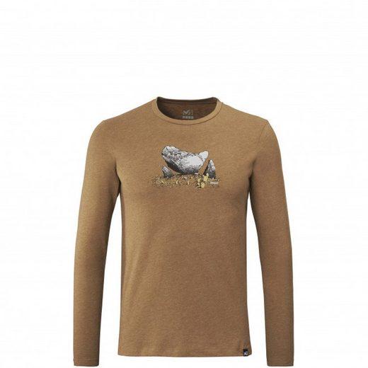 Millet Sweatshirt »Boulder Dream Langarm T-Shirt Herren«
