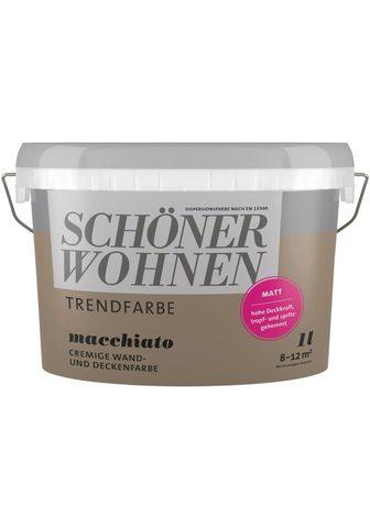 SCHÖNER WOHNEN KOLLEKTION Gražus WOHNEN Dažai »Trendfarbe« matin...