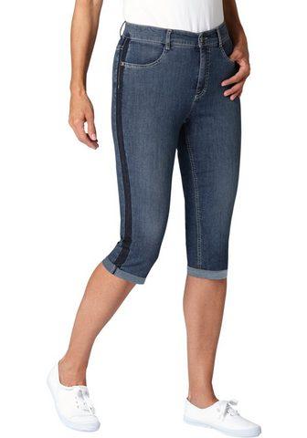 AMBRIA Ascari капри-джинсы с боковой Kontrast...