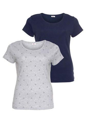 FLASHLIGHTS Marškinėliai (Rinkinys 2 vnt.)