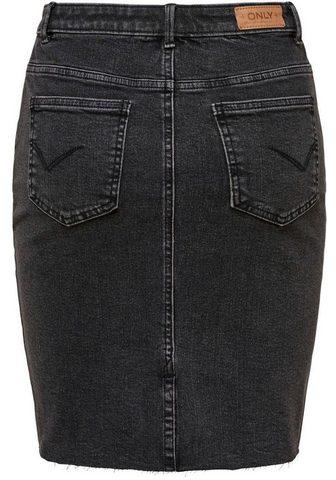 Юбка джинсовая »ONLELIZA«