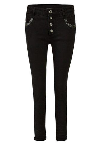 HEIMATLIEBE Джинсы джинсы в Fivepocket Style
