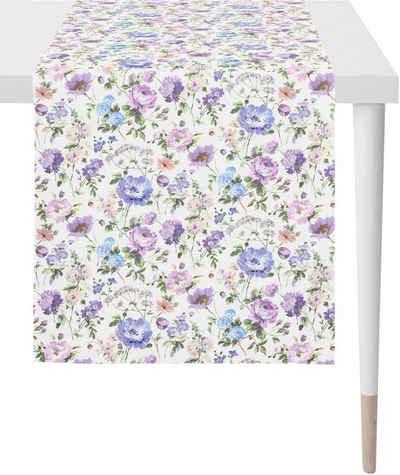 APELT Tischläufer »6911 SPRINGTIME« (1-tlg), Digitaldruck