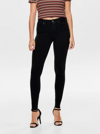 Only Skinny-fit-Jeans »ONLPOWER« mit Push-up-Effekt