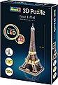 Revell® 3D-Puzzle »Eiffelturm«, 84 Puzzleteile, LED-Edition, Bild 4