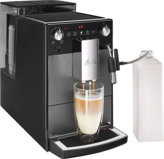 Melitta Kaffeevollautomat Avanza F270-100 Mystic Titan