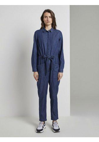 TOM TAILOR Kombinezonas »Utility Jeans-Jumpsuit«