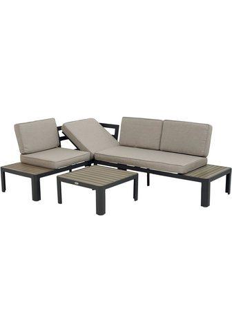 PLOSS Sodo baldų komplektas »Calypso« 2 Sofa...