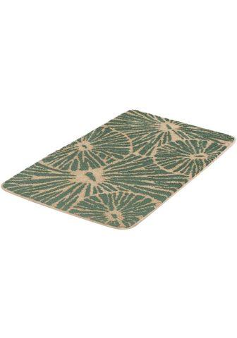 KLEINE WOLKE Vonios kilimėlis »Lotus« nedidelis Wol...