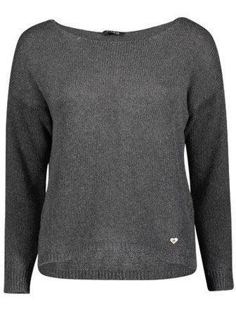 PLEASE JEANS Please джинсы пуловер с круглым вырезо...