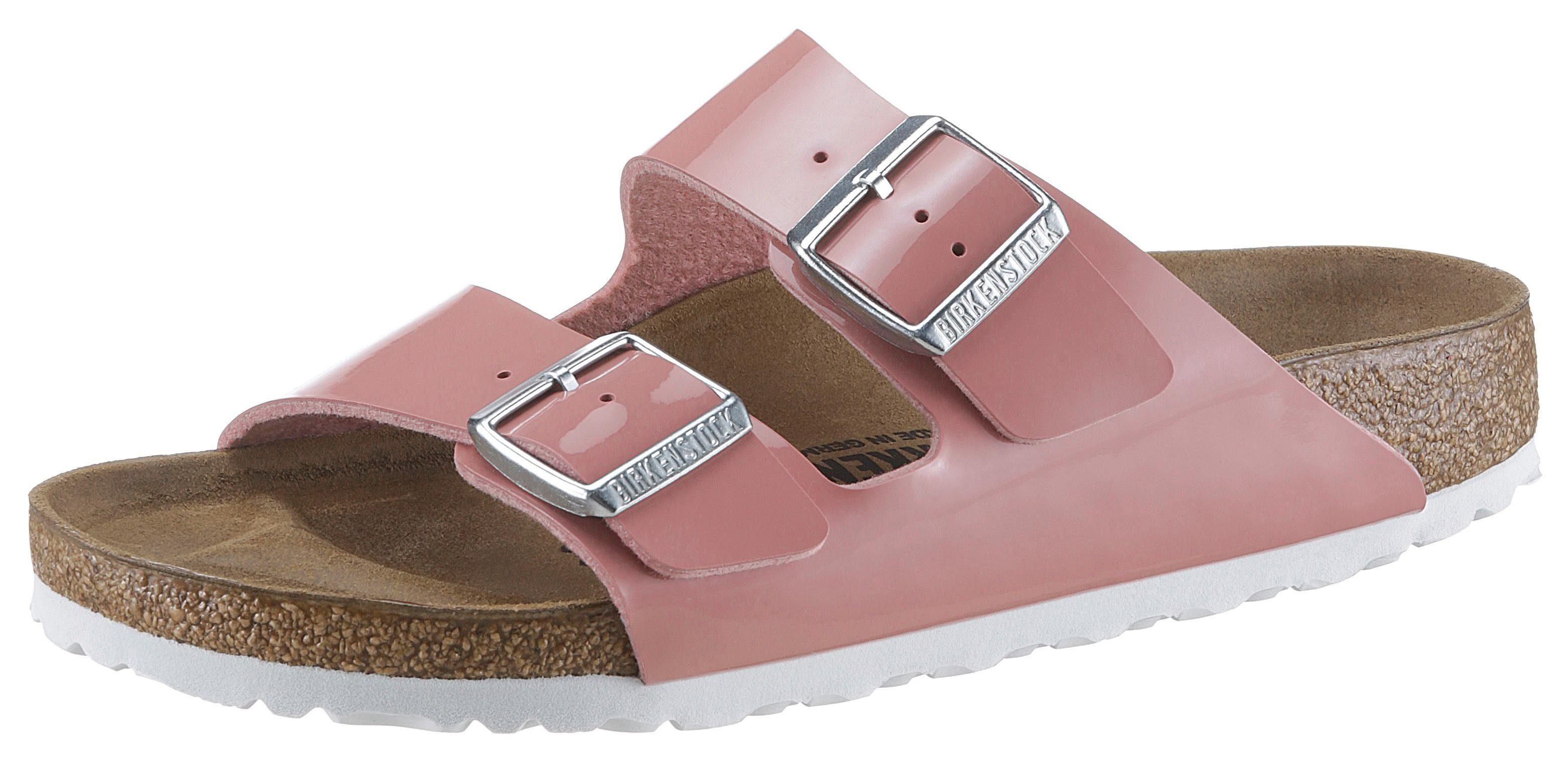 Birkenstock »Arizona« Pantolette in Schuhweite: schmal online kaufen | OTTO