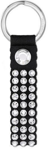 Swarovski Schlüsselanhänger »Power Collection, schwarz, 5534018«, mit Swarovski® Kristallen