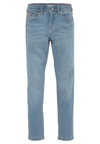 TOMMY HILFIGER Узкие джинсы »NORA RR облегающий...
