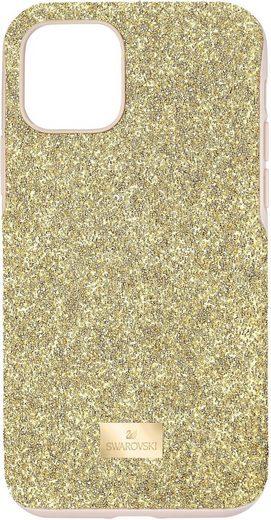 Swarovski Smartphone-Hülle »High Smartphone Schutzhülle mit integriertem Stoßschutz, iPhone® 11 Pro, goldfarben, 5533961« Apple iPhone 11 Pro, mit Swarovski® Kristallen