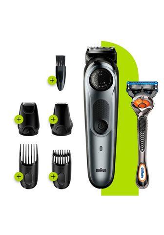 Haar- и машинка для стрижки бороды BT7...