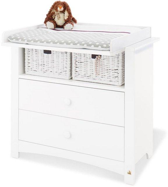 Babyzimmer - Pinolino® Babyzimmer Komplettset »Florentina«, breit groß  - Onlineshop OTTO