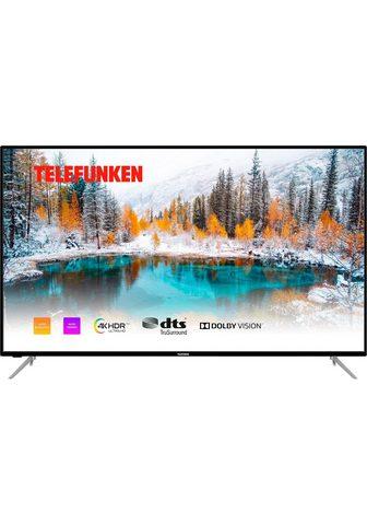 TELEFUNKEN D65V800M4CWH LCD-LED Fernseher (164 cm...