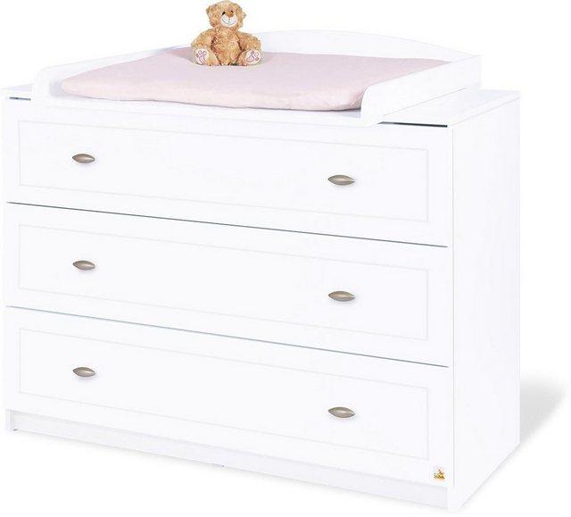 Babyzimmer - Pinolino® Babyzimmer Komplettset »Laura breit, groß«  - Onlineshop OTTO