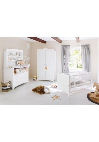 ® Babyzimmer-Komplettset »Fl...