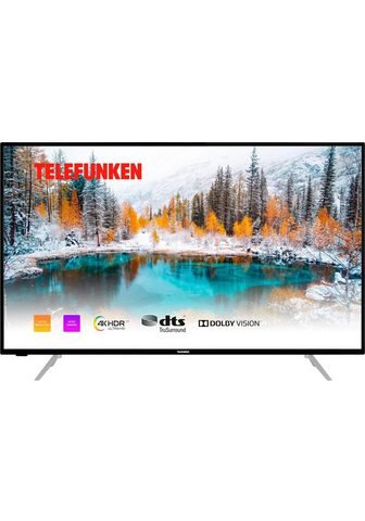 TELEFUNKEN D50V800M4CWH LED-Fernseher (126 cm / (...