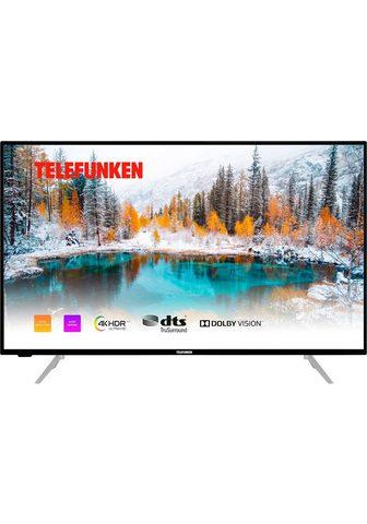TELEFUNKEN D43V800M4CWH LED-Fernseher (108 cm / (...