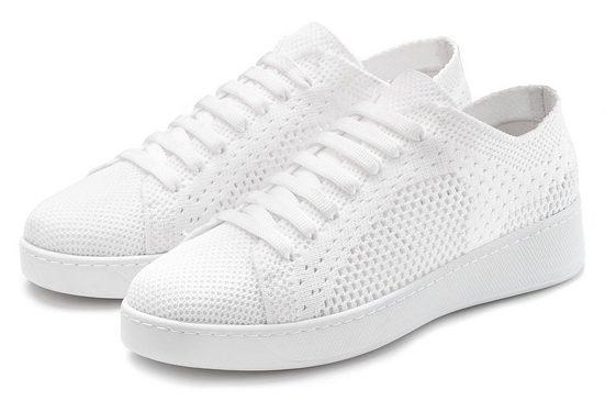 LASCANA Sneaker 'ultraleicht' aus Textil