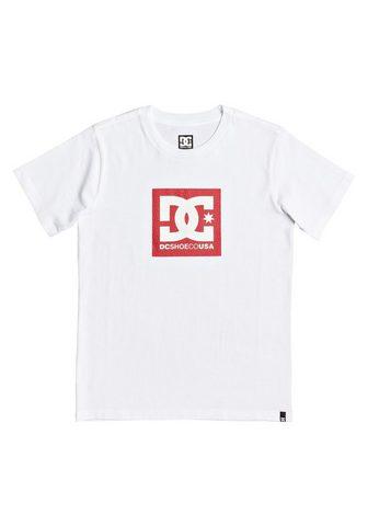 DC SHOES Marškinėliai »Square Star«