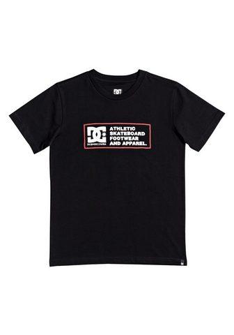 DC SHOES Marškinėliai »Sketchy Zone«