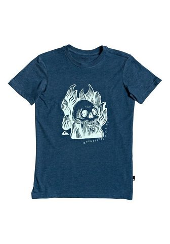 QUIKSILVER Marškinėliai »Drum Fire«