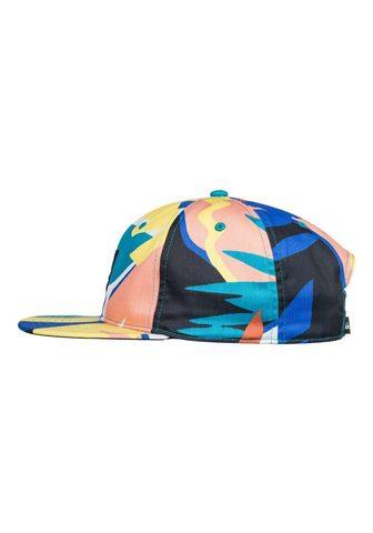 QUIKSILVER Snapback шапка »Flow Ride«...