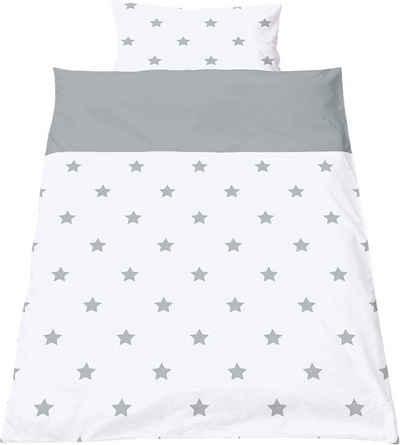 Babybettwäsche »Sternchen«, Pinolino®, mit kleinen Sternen