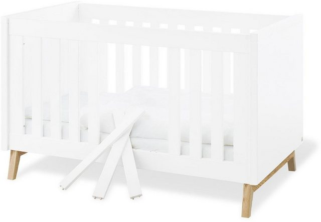 Babyzimmer - Pinolino® Babyzimmer Komplettset »Riva«, (Set, 3 tlg), extrabeit groß  - Onlineshop OTTO