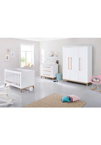 PINOLINO ® Babyzimmer-Komplettset »Riva« (Rinki...