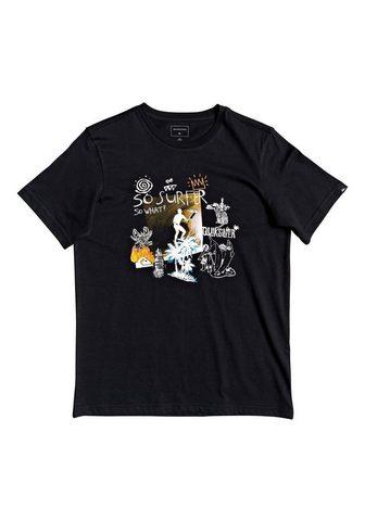 QUIKSILVER Marškinėliai »Funky Sensation«
