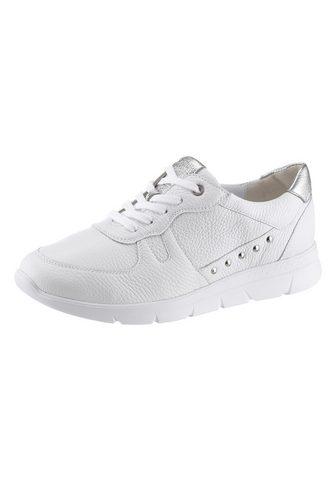 WALDLÄUFER Туфли на удобной подошве ботинки со шн...