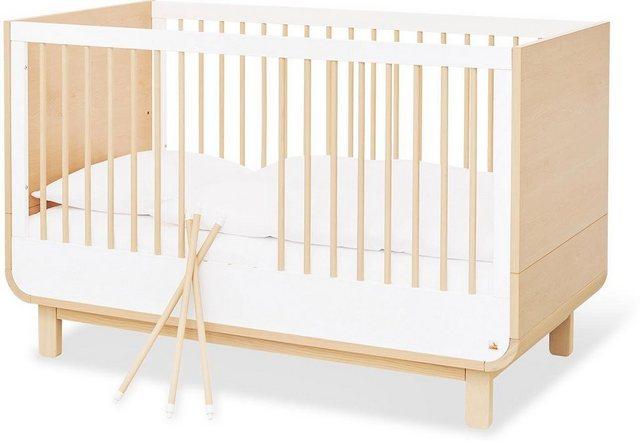 Babyzimmer - Pinolino® Babyzimmer Komplettset »Round«, (Set, 3 tlg), breit groß  - Onlineshop OTTO