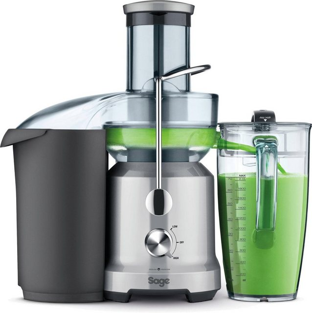 Sage Entsafter the Nutri Juicer Cold  SJE430  1250 W   Küche und Esszimmer > Küchengeräte > Entsafter   Sage